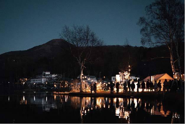 長野県・白樺湖にて「湖畔の時間 2021」が開催決定!湖畔でシーシャやサウナを楽しもう