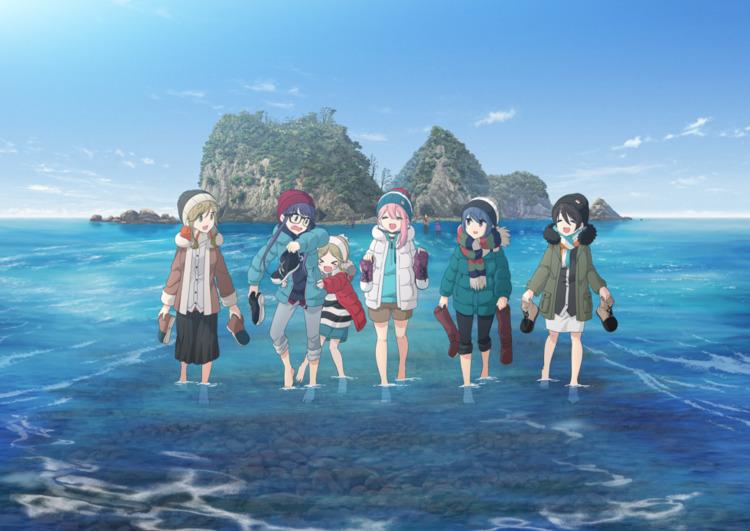 PICA富士西湖に「ゆるキャン△」の体験宿泊プランが登場!キャラと同じアイテムでテント泊が可能