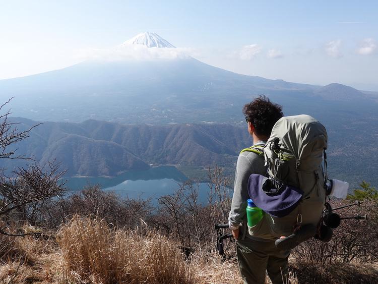 """富士山ロングトレイル・スルーハイカー第1号へ道のり 〜第3回 ついに完登!""""トレイル後半編""""〜"""
