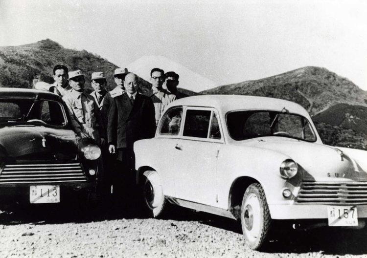 スズキの歴史1 第一期/1920-1965 - 繊維織機メーカーから自動車メーカーへ