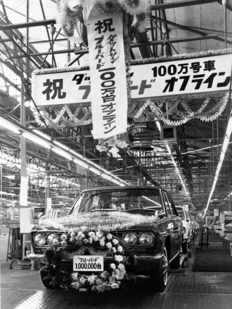 日産の歴史2 第二期/1960-1972 - 乗用車とスポーツカーでの躍進した黄金期
