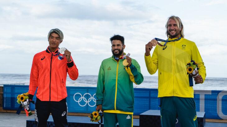 東京五輪を皮切りに今後もオリンピック競技としてサーフィンは大注目!