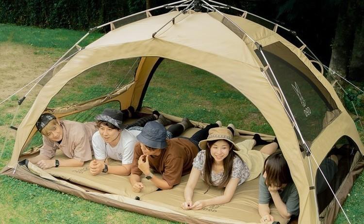 【はじめてのテント選び】「わがやのテント」はあなたのキャンプデビューを手厚くサポート。そして長ーーーく寄り添います!