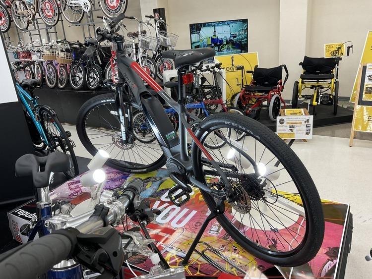 シナネンサイクルがE-Bikeに参入予定 MOTINOVA製ドライブユニットを日本初搭載