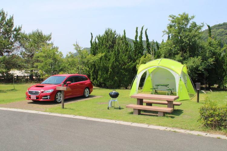 福岡県「行橋市オートキャンプ場」レビューと共に子供が喜ぶハロウィンキャンプの様子をご紹介