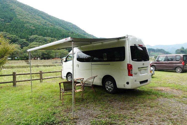 温泉旅館とキャンピングカー車中泊の関係 赤沢温泉旅館(那須塩原)の取り組み