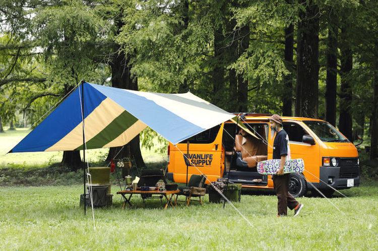 おしゃれキャンプ通たちの、使って良かったキャンプ道具。#4(FREAK'S STORE バイヤー 柴田 アルべルト 将吾さんの場合)