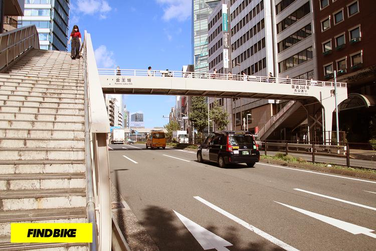 【都内クライム】激坂をロードバイクで気軽にチャレンジ/宮益坂・金王坂(渋谷編)