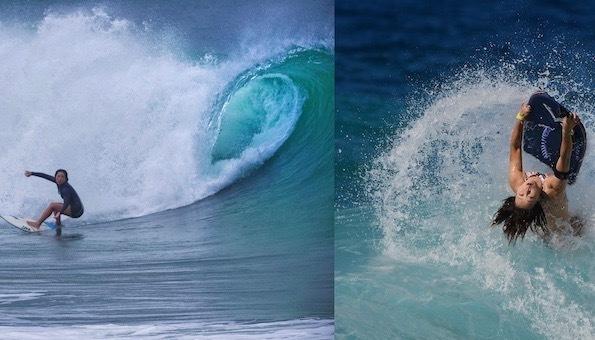 世界チャンピオン大原沙莉・日本チャンピオン須田那月が NPO法人『サーフ アンド シー』設立
