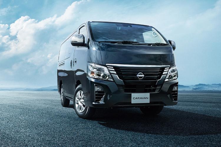 日産キャラバンのガソリン車がマイナーチェンジ! 外観変更とサポカーSワイド対応で魅力アップ