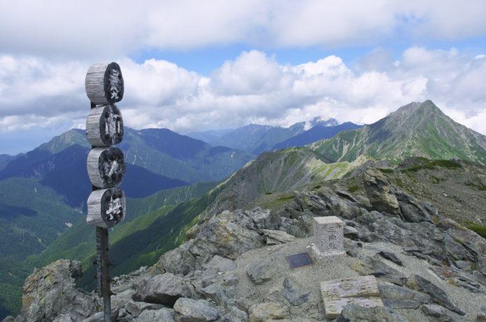【速報】南ア・間ノ岳が3191mに!標高単独3位へ――奥穂高岳は4位に陥落