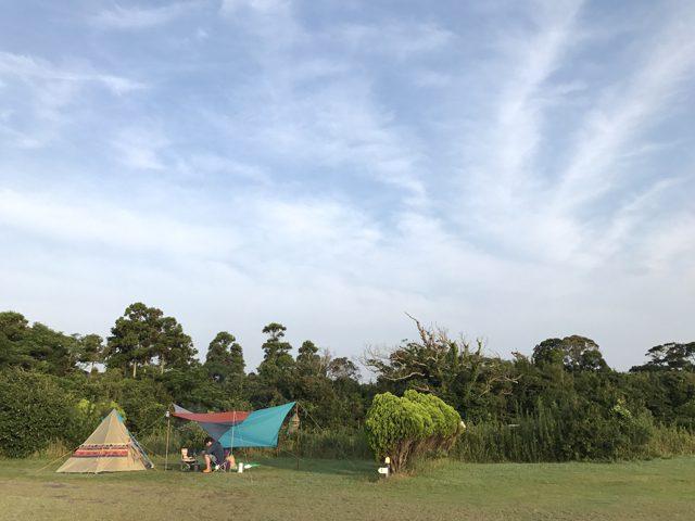 静かでのんびりした2人キャンプを!団体NGの大原オートキャンプインそとぼう