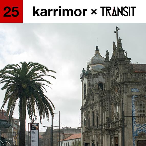 TRANSITの旅にkarrimorを。ポルトガル篇
