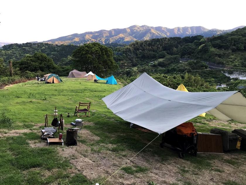 おしゃれキャンプを手ぶらで満喫! ウワサのキャンプ場Grand Cereus Villageをリサーチ。