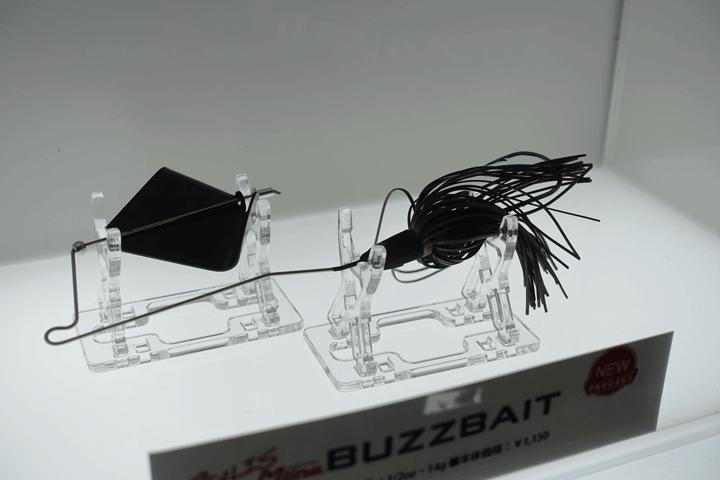 誰が使っても釣れる「レアリス バズベイト」は抜群に飛ぶ!DUO村田基プロデュース第二弾ルアー!