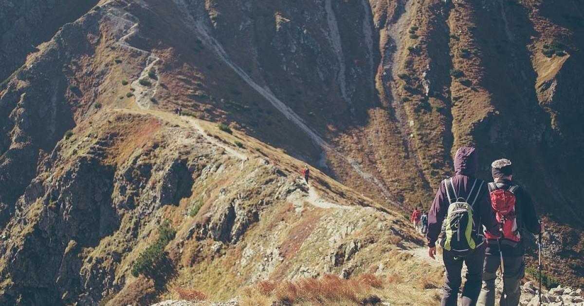 登山に最適なペース配分|登山体の作り方 No.07