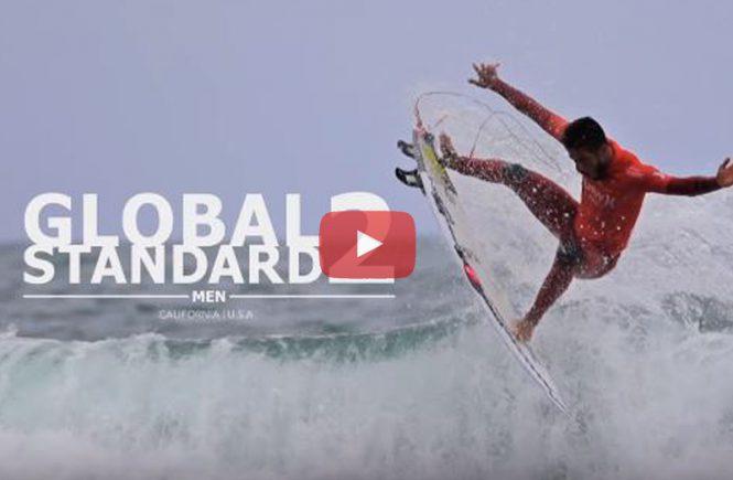 これが世界基準の最新サーフムービー『GLOBAL STANDARD 2』要チェック!