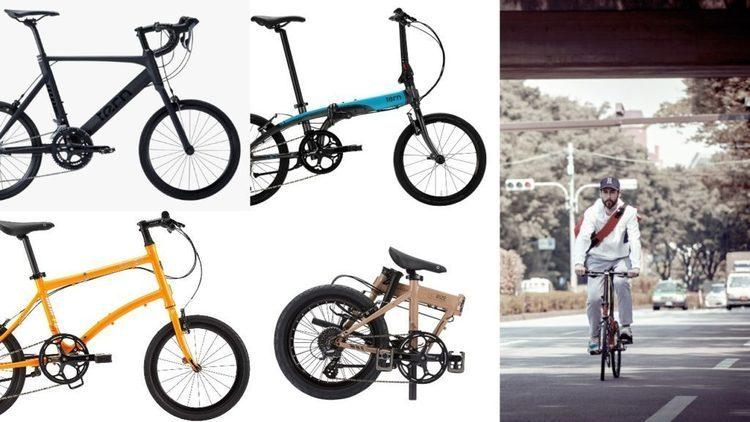 室内保管!安いおすすめミニベロロードと速い折りたたみ自転車5厳選2019