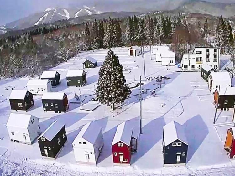 【冬季限定】冬だからこそ楽しめる特典満載なキャンプ場