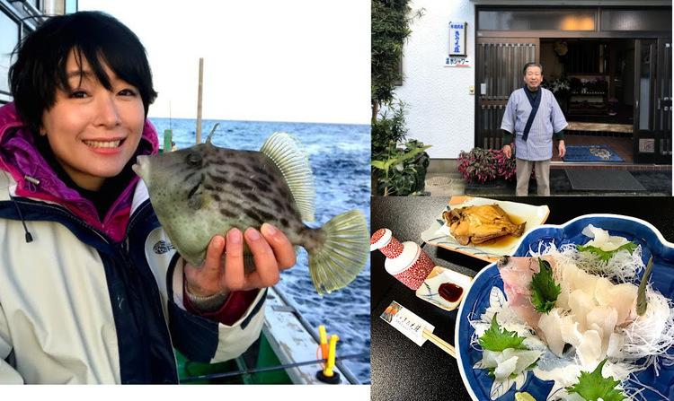 【千葉・館山】手ぶら・レクチャー付きで釣った魚を「宿の夕飯」で食べさせてもらおう