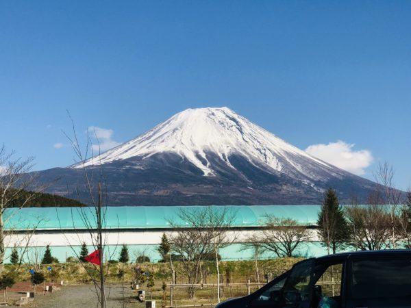 『アーバンキャンピング朝霧宝山』富士山を見ながら高規格の快適キャンプしてきました