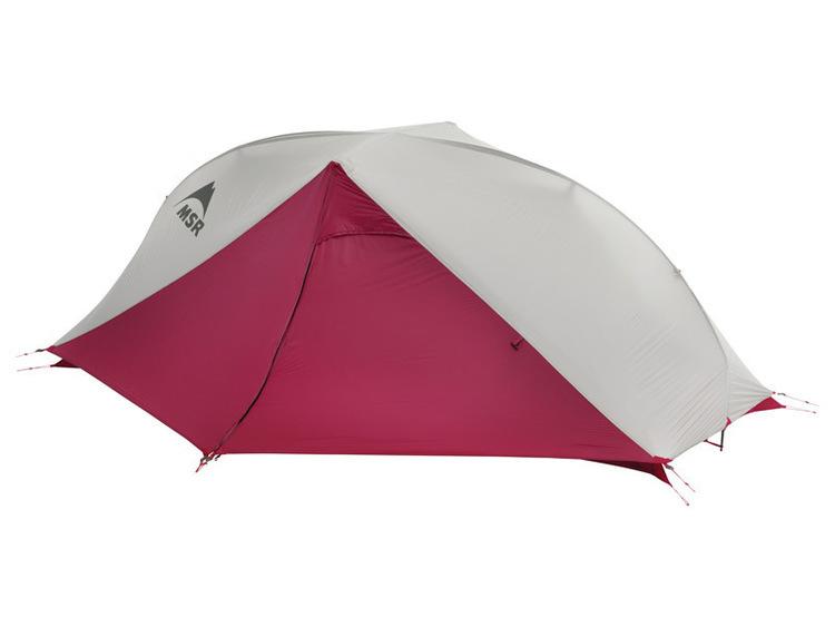 【ウルトラライトテント】MSRの最軽量テント「カーボンリフレックス1」