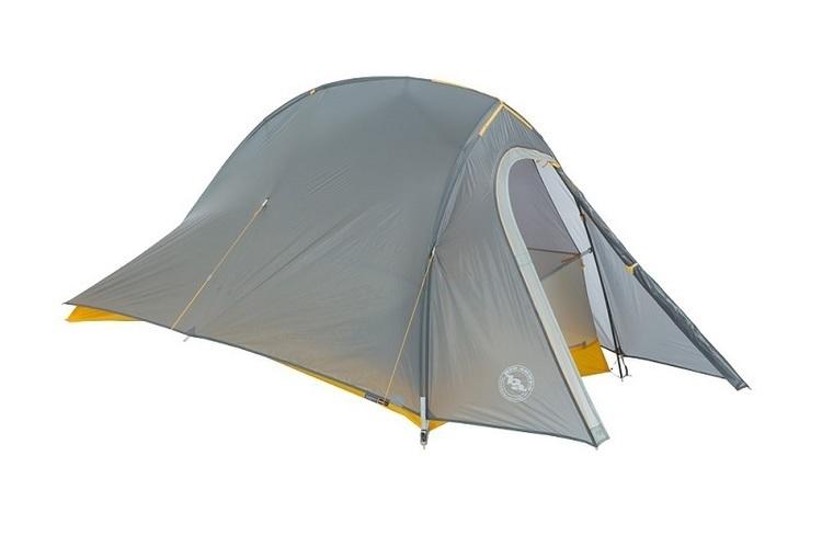 【ULテント紹介】自転車旅をするのに考慮されたテント!BIG AGNESの「Fly Creek HV UL1 Bikepack」!