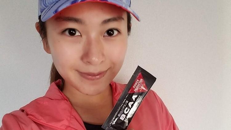 アンバサダーリポート「初フルマラソンで おいしいアミノ酸BCAA を摂取してみました。」