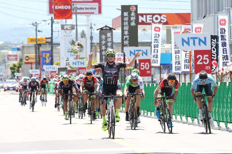 2019ツアー・オブ・ジャパン!第5ステージ(南信州)はフェデリコ・ズルロ選手が優勝!岡篤志選手が積極的に動く!