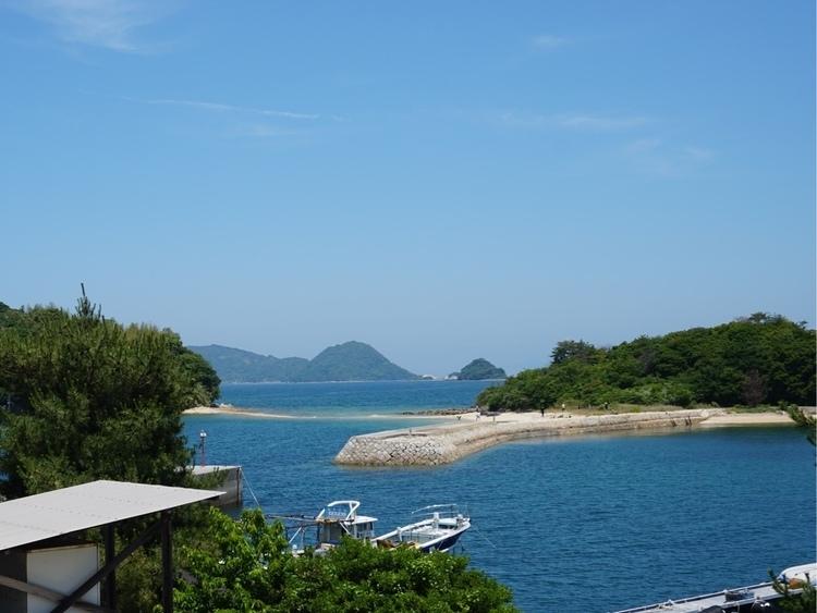 【山口】瀬戸内海に浮かぶ小さな島の道の駅「サザンセトとうわ」で南国気分を満喫!