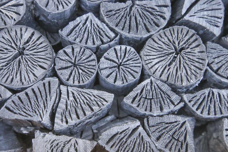 一つ一つに生産者の思いが込められている岩手切炭の炭窯見学をしてきました!