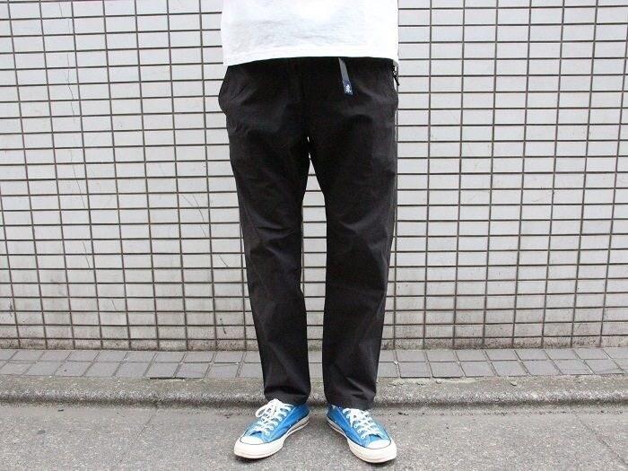 【ボルダリングファッション】グラミチの別注コラボパンツでオシャレにボルダリング
