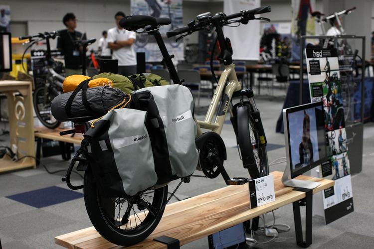 2020年モデル速報:強靭なボディーのE-Cargo Bike「HSD P9」がTernから登場
