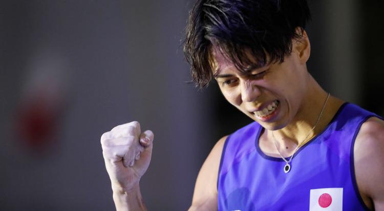 原田海「自分の登りをするだけ」。コンバインド男子予選後の選手コメント/世界選手権2019八王子