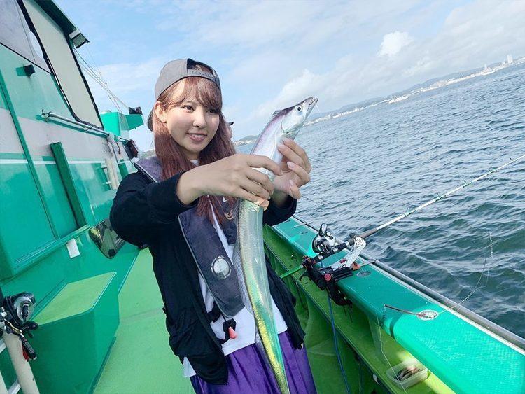 ホスピタリティが最高!老舗船宿「吉野屋」さんで快適タチウオ釣り!