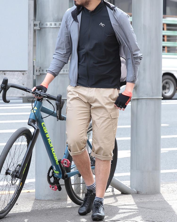 サイクリングの服装はどうしよう?初心者は普段着なウェアで出かけよう!
