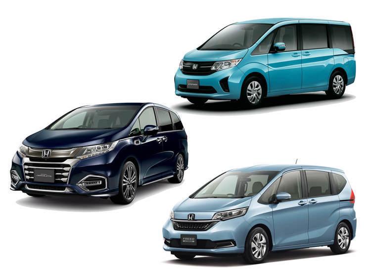 新車で買えるホンダのミニバン一覧【2019年最新版】