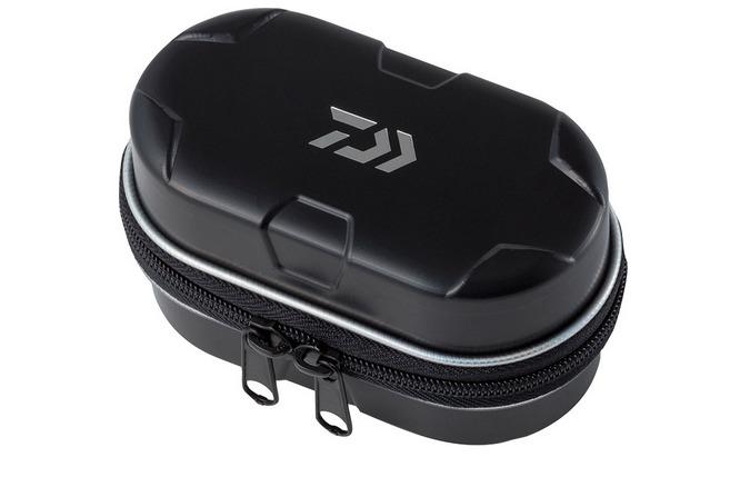 HDスプールケース(A)は2019年新発売のハードシェル構造を採用したリールスプールケース!