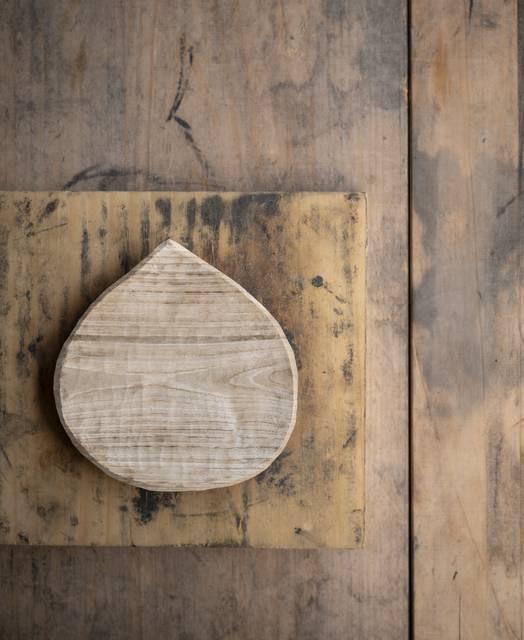 身近な素材で作る温故知新な木工スタイル!採れたて生木で小粋な豆皿をDIY