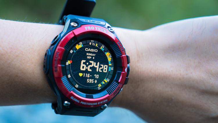 """最速レビュー:カシオ PRO TREK Smart WSD-F21HR 待望の心拍計測機能が追加。""""本気で遊びたい""""人のためのアウトドアスマートウォッチ"""