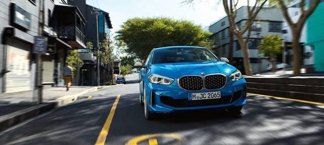 BMWが新型「BMW 1シリーズ」発表!シリーズ初のFF化を採用!