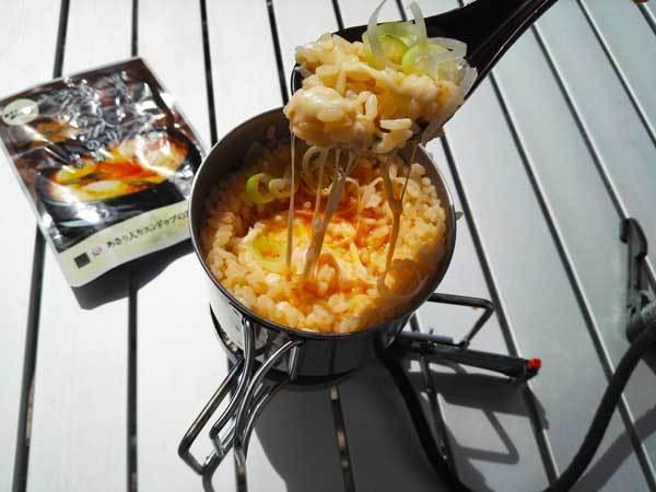 【レシピ】ふたりソロキャンプ「あさりトマトリゾット」を安くアレンジしてみたよ!