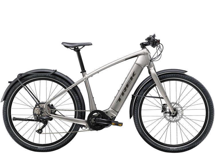 Boschの新型ドライブユニットを搭載 TREKのE-クロスバイク「Allant+ 8」