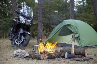 バイクでキャンプツーリング!最適なテントを選ぶポイントとオススメ商品を紹介