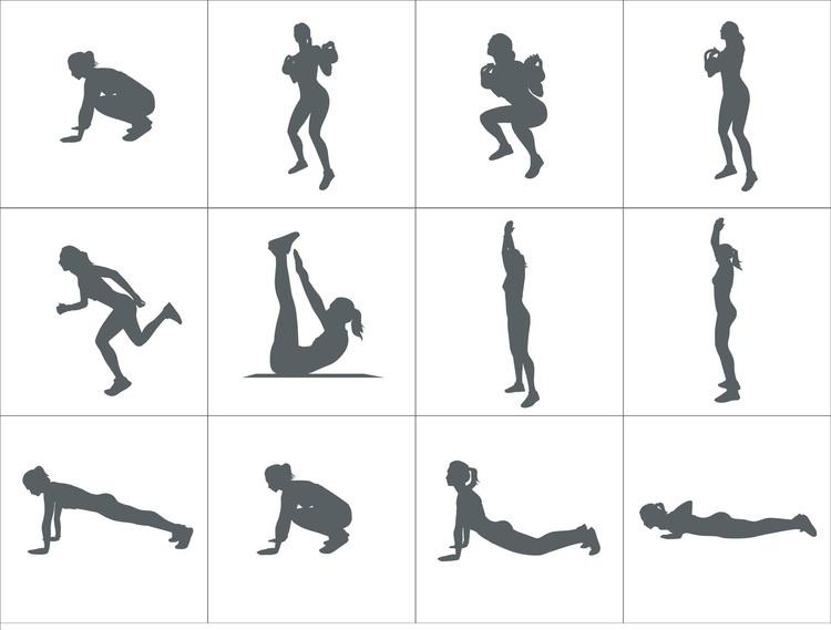 「クロスフィットトレーニング」とは?その効果とやり方、自宅でできる自重メニューを解説