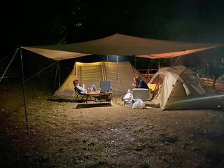 【東海地方キャンプ場レポ】「アウトドアベース犬山」で素敵なキャンプの夜を過ごそう!