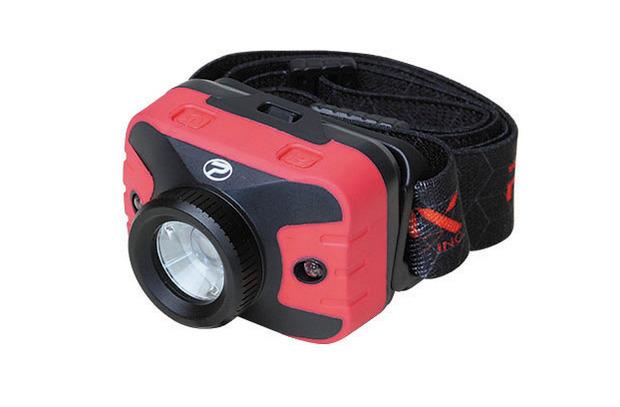 高輝度ズームレンズ+UVは2019年新発売の釣り専用ヘッドランプ!