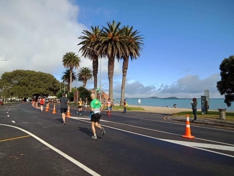 アンバサダーリポート「ニュージーランド タウポマラソン!」