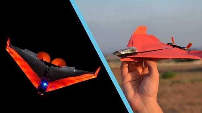 紙飛行機から葉っぱまでラジコン化!?夜間飛行もできるオンボードフライトコンピューター『POWERUP 4.0』