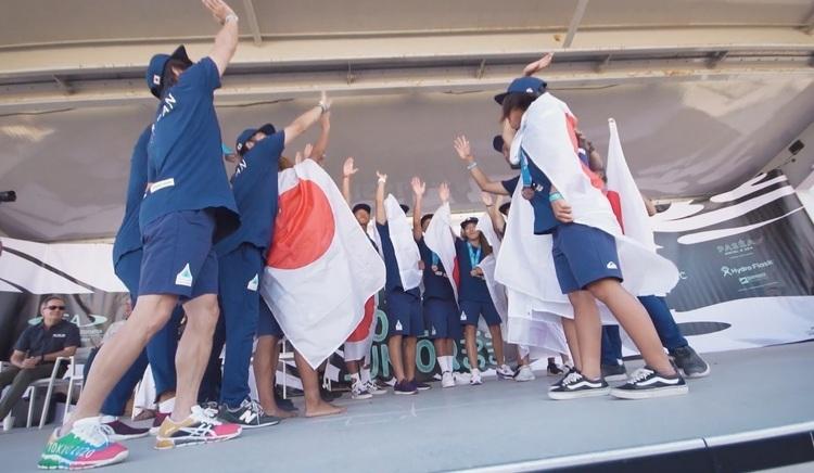 【波乗りジャパン】U-18 Girlsで野中美波が銀、脇田沙良が4位、U-18 Boysで安室丈が4位!日本が銅メダルを獲得したISA World Junior Surfing Games大会最終日ハイライト
